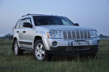 Jeep Grand Cherokee 2005 отзыв автора | Дата публикации 21.08.2012.