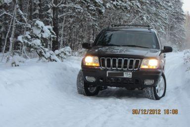 Jeep Grand Cherokee, 2002