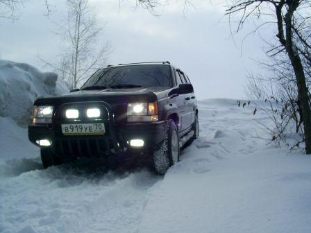 Jeep Grand Cherokee 1997 - отзыв владельца