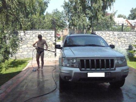 Jeep Grand Cherokee 2003 - отзыв владельца