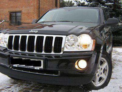 Jeep Grand Cherokee 2006 - отзыв владельца
