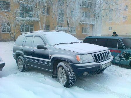 Jeep Grand Cherokee 2001 - отзыв владельца