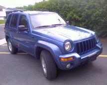 Jeep Liberty, 2003
