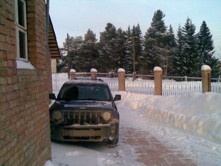Jeep Liberty 2007 - отзыв владельца