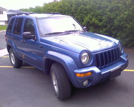 Jeep Liberty 2003 - отзыв владельца
