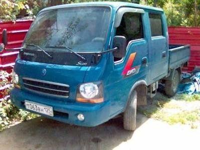 Kia Bongo 2003 - отзыв владельца