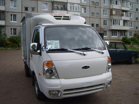 Kia Bongo 2008 - отзыв владельца