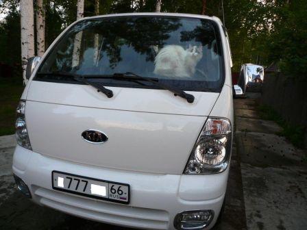 Kia Bongo 2012 - отзыв владельца