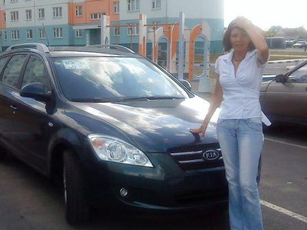Kia Ceed 2009 - отзыв владельца