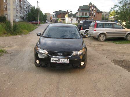 Kia Cerato 2009 - отзыв владельца