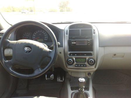 Kia Cerato 2006 - отзыв владельца