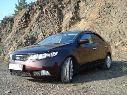 Kia Cerato 2010 - отзыв владельца