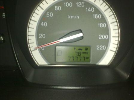 Kia Cerato 2007 - отзыв владельца