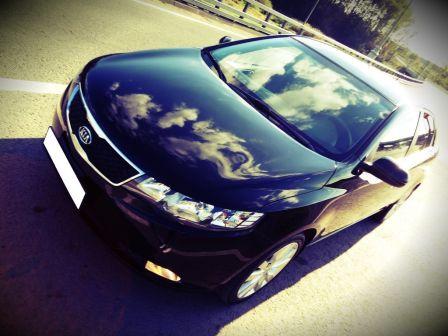 Kia Cerato 2011 - отзыв владельца