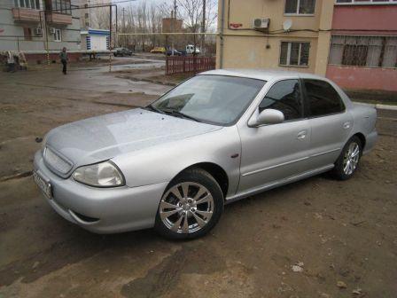 Kia Clarus 2000 - отзыв владельца