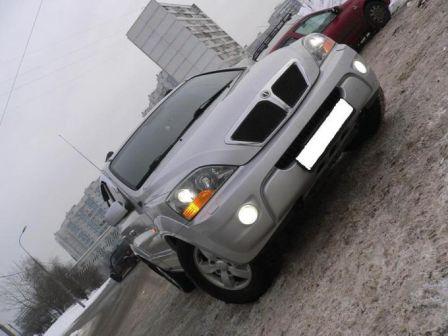 Kia Sorento 2006 - отзыв владельца