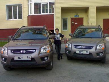 Kia Sportage, 2010