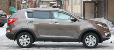 Kia Sportage, 2013