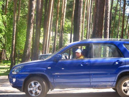 Kia Sportage 2008 - отзыв владельца
