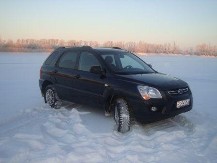 Kia Sportage 2010 - отзыв владельца