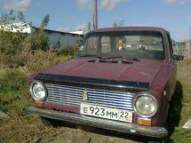 Лада 2101, 1977