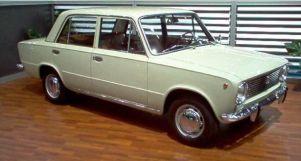 Лада 2101, 1980