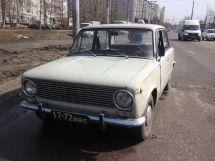 Лада 2101, 1971