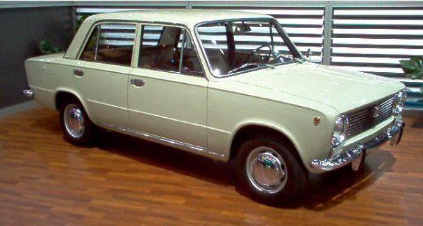 Лада 2101 1980 - отзыв владельца