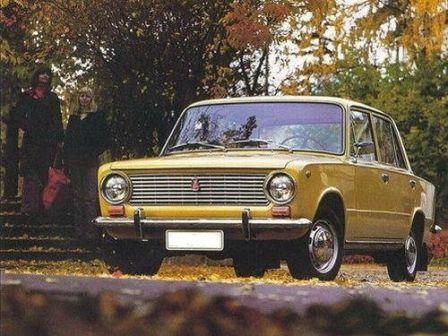 Лада 2101 1974 - отзыв владельца