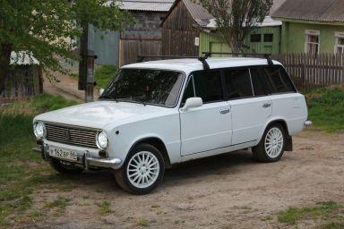 Лада 2102, 1985