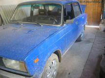 Лада 2105, 1984