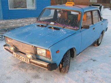 Лада 2105, 1981