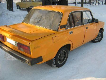Лада 2105 1971 - отзыв владельца