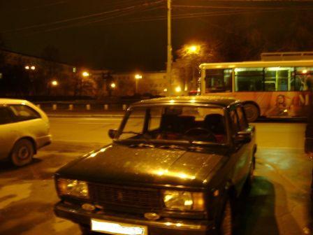 Лада 2105 2007 - отзыв владельца