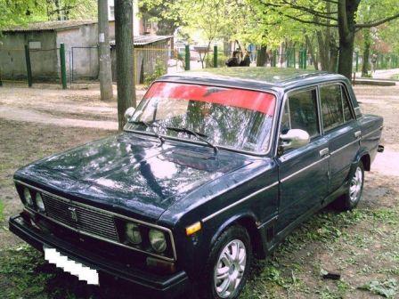 Лада 2106 1976 - отзыв владельца