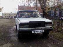 Лада 2107, 1983