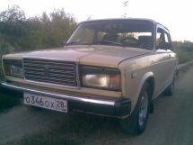 Лада 2107, 1986