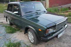 Лада 2107, 2011