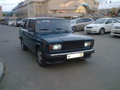 Лада 2107, 2000