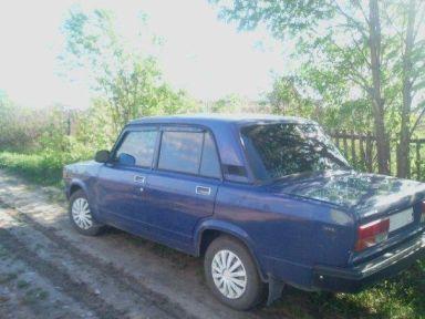 Лада 2107, 1999