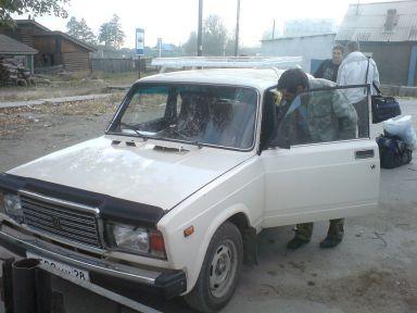 Лада 2107, 1991