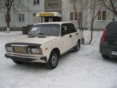 Лада 2107, 1989