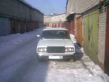 Лада 2107, 2008