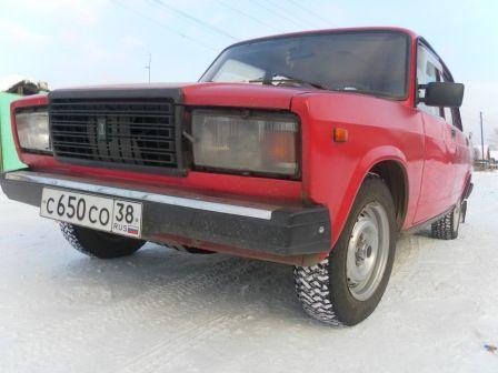 Лада 2107 1994 - отзыв владельца