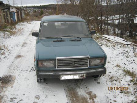 Лада 2107 2004 - отзыв владельца