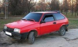 Лада 2108, 1989