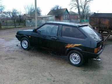 Лада 2108, 1995