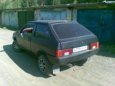Лада 2108, 1991