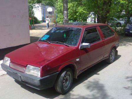 Лада 2108 1992 - отзыв владельца