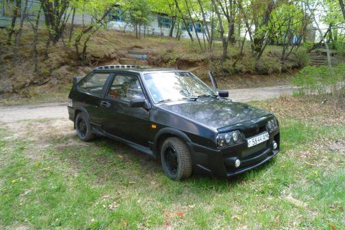Лада 2108 1990 - отзыв владельца